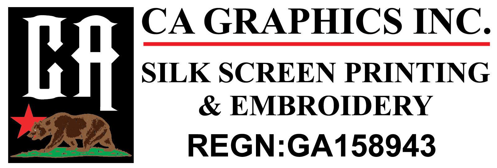 CA GRAPHICS INC.